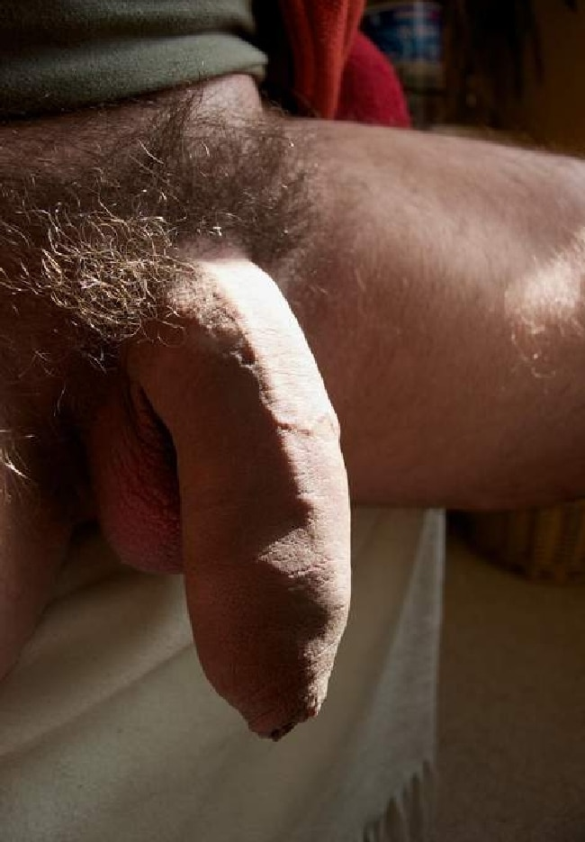 Biggest limp uncut cocks pics