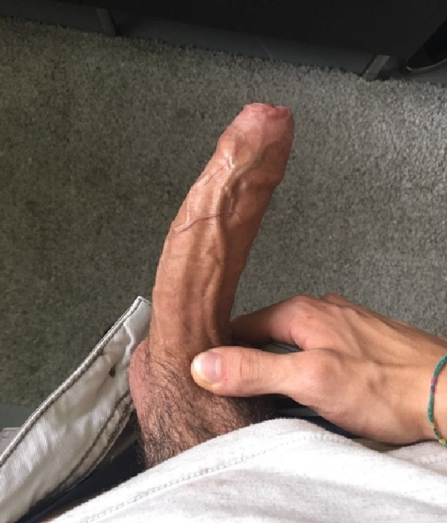 Large Curved Cock
