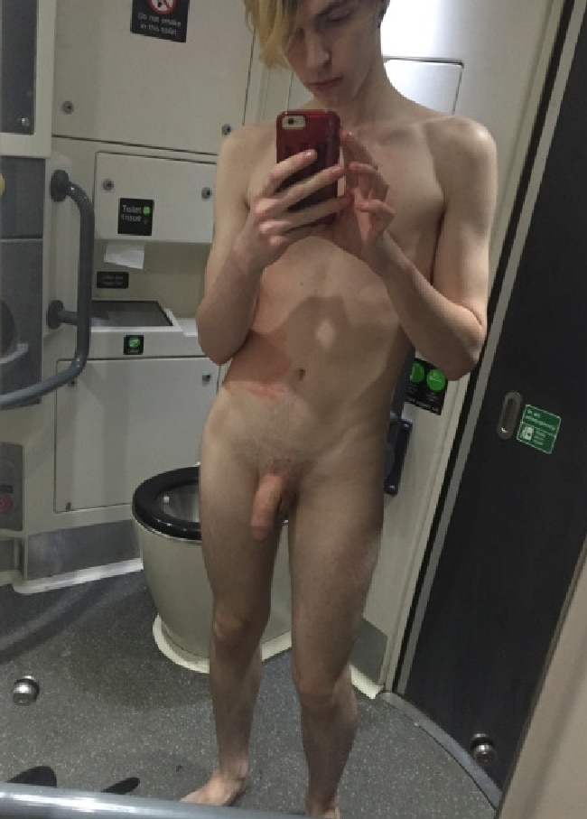 Nude Boy Soft Cock