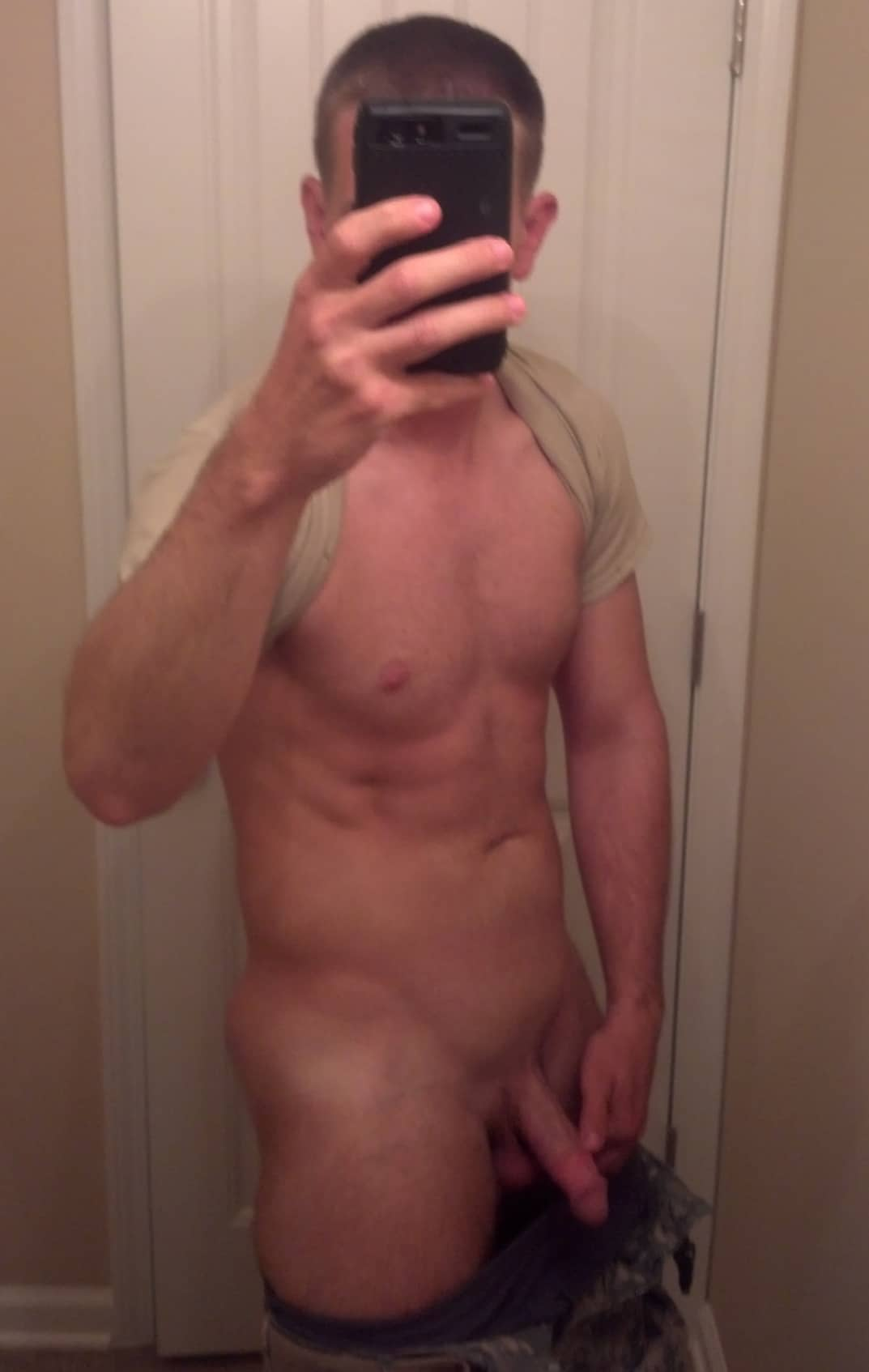 Hunk Take Pictures Of His Penis